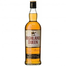 Highland Queen whiskey blend 0,5l