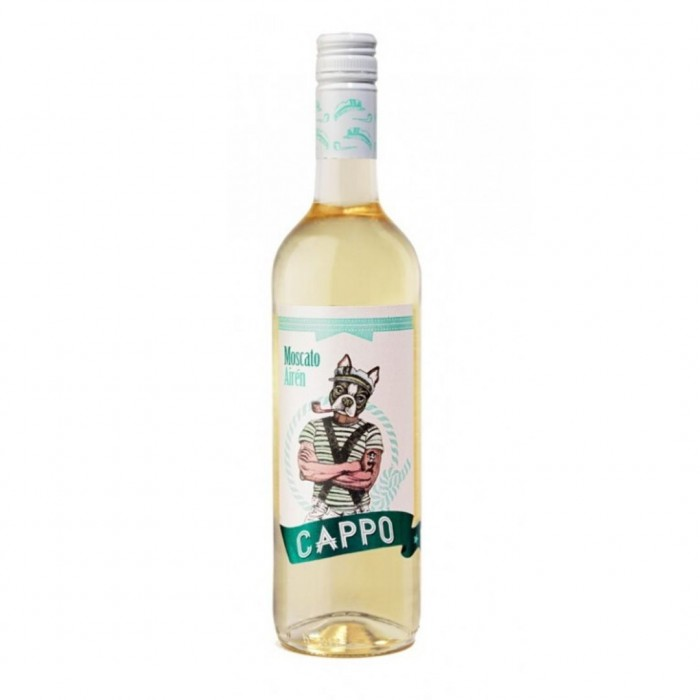 Вино GARCIA CARRION CAPPO MOSCATO белое сухое 0,75 Л