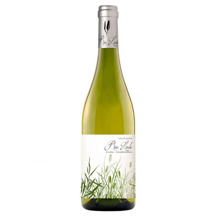 Chardonnay, Rio Lindo, белое сухое 0.75л