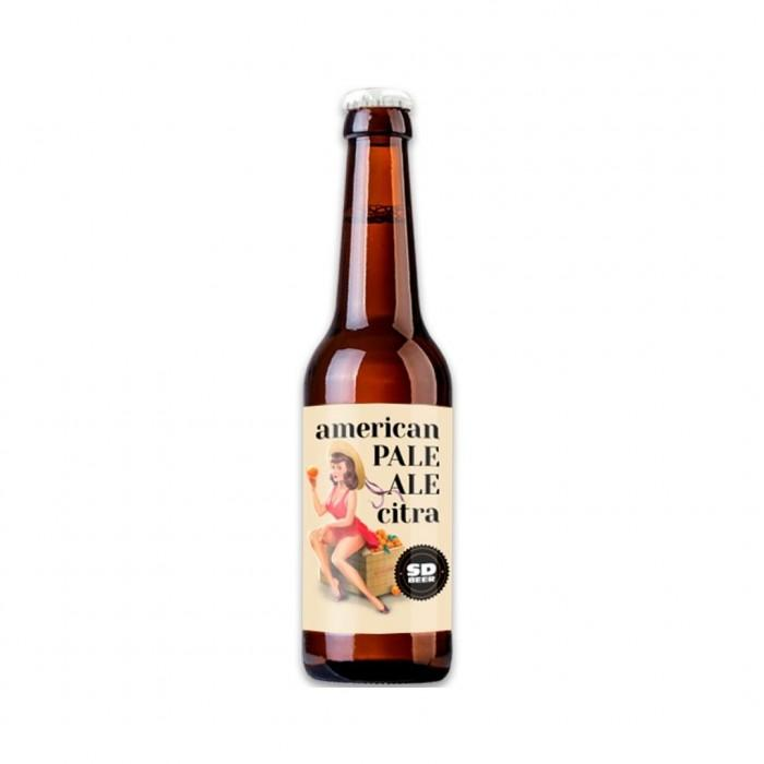 American Pale Ale Citra Fermentation Beer 330 ml