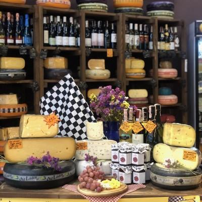 Скидка 13% на сыр + вино недели!