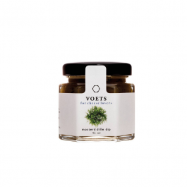 Mustard sauce with dill and honey, 45ml