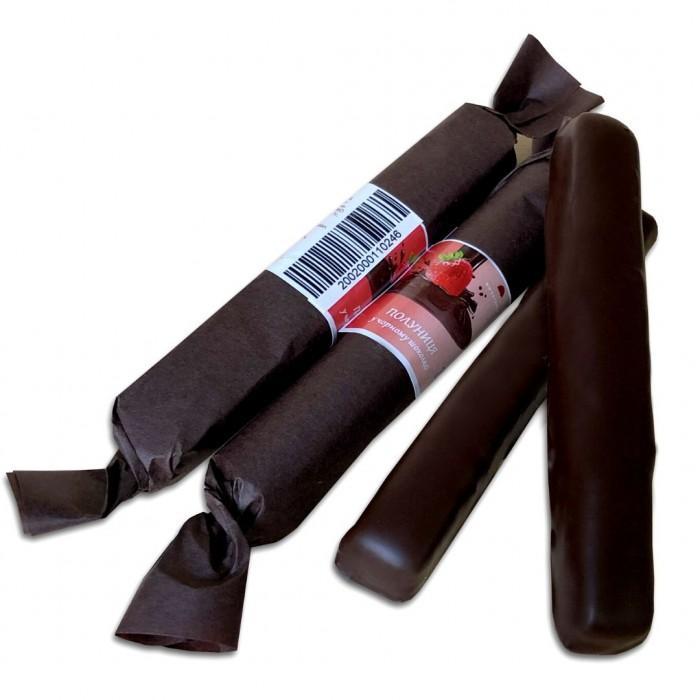 Конфета фруктовая Sweetanok в черном шоколаде