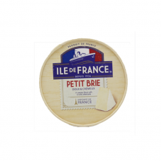 Cheese Ile de France is a small brie FM, 125g