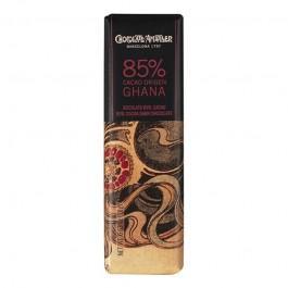 Chocolate Amatller Ghana 85%, 18 gr