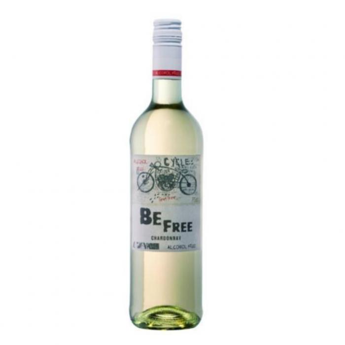 Вино безалкогольное Be Free Шардоне, белое, 0.75 л