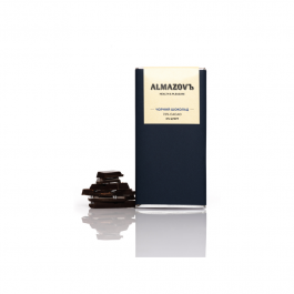 Dark chocolate 72%, 80 g