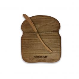 Board Bread, 16x19cm