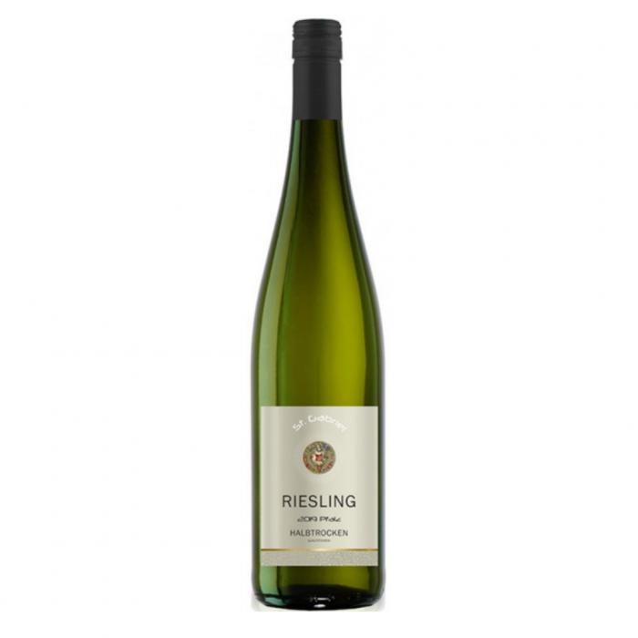 "Вино St. Gabriel ""Riesling"" (сухое, белое) 0,75 л"