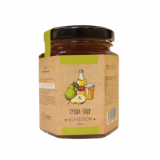 Confiture with pears and cider, 200g