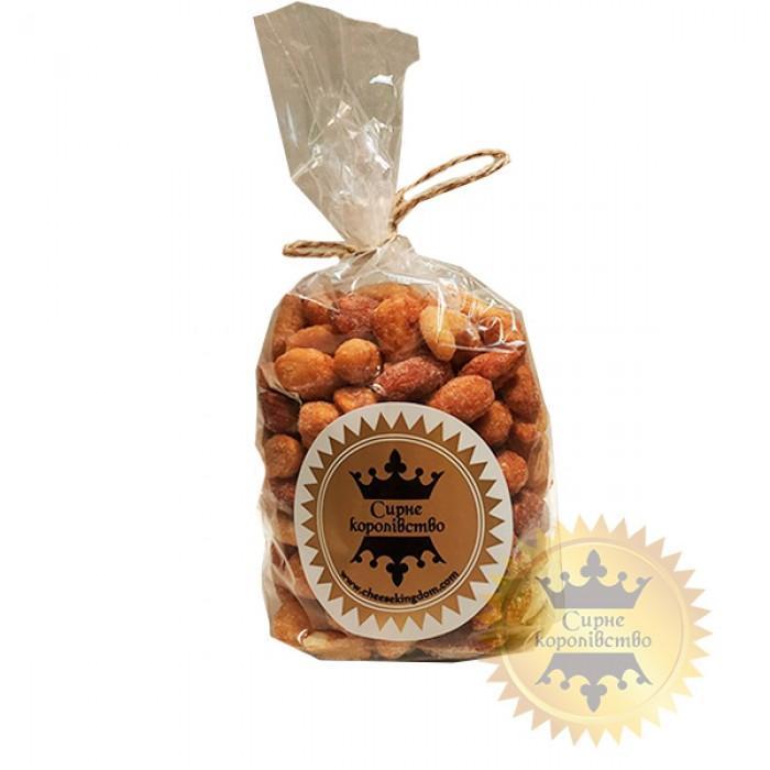 Ореховая смесь жареная с медом и солью, 200г