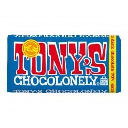 Black chocolate 70% Tony, 180g