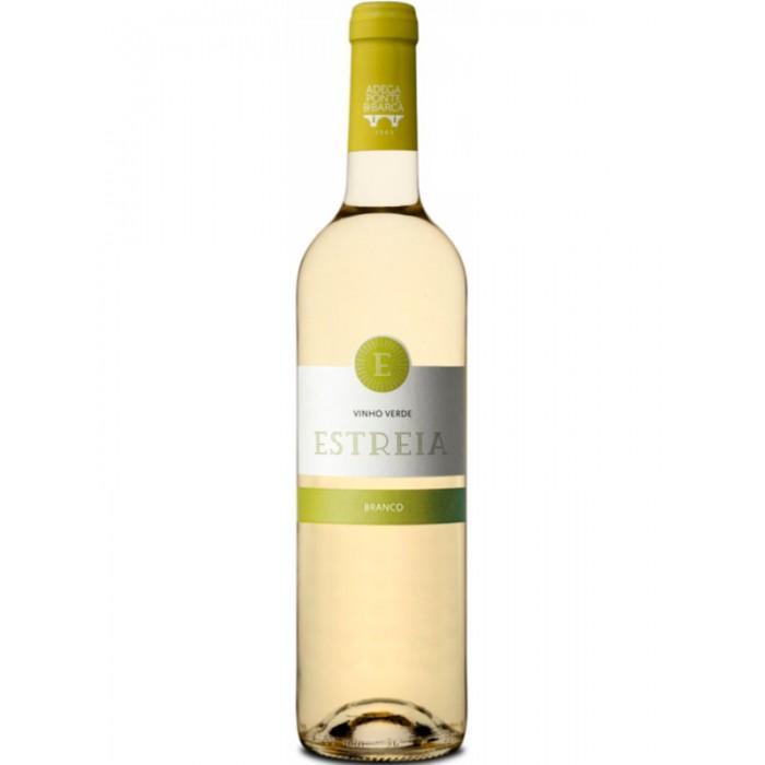 Вино Estreia Vinho Verde Branco (белое., п/ сухое), 0.75л
