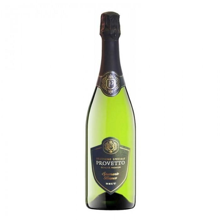 Вино игристое Felix  Provetto Bianco белое брют 0.75 л