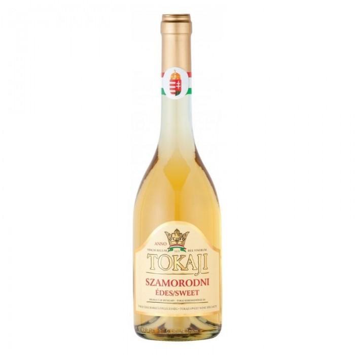 "Вино Chateau Dereszla, ""Tokaji Szamorodni"" Sweet, 0.5 л"